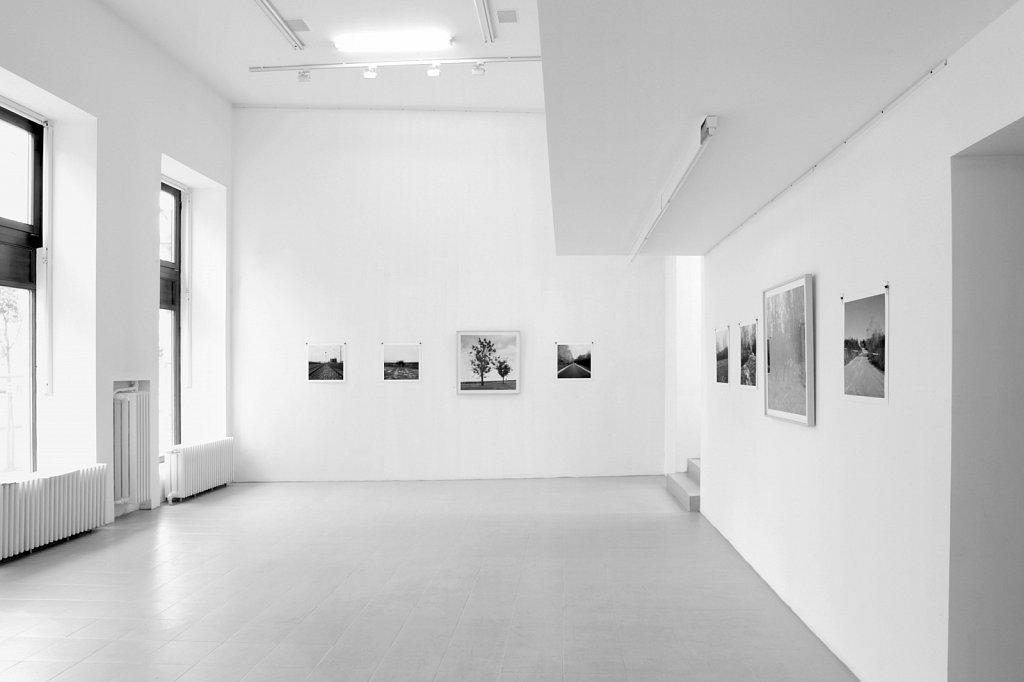 Borders I. at Faur Zsofi Gallery, Budapest, Hungary, 2014.