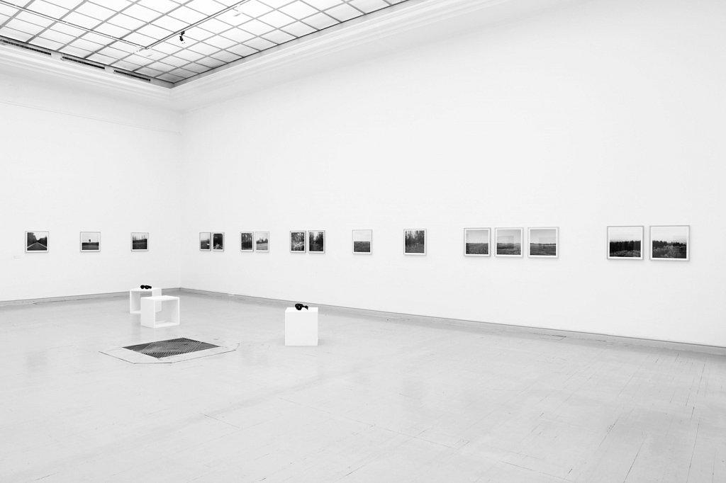 Borders I. at Pecsi Scholarship Exhibition, Kunsthalle, Budapest, 2014.