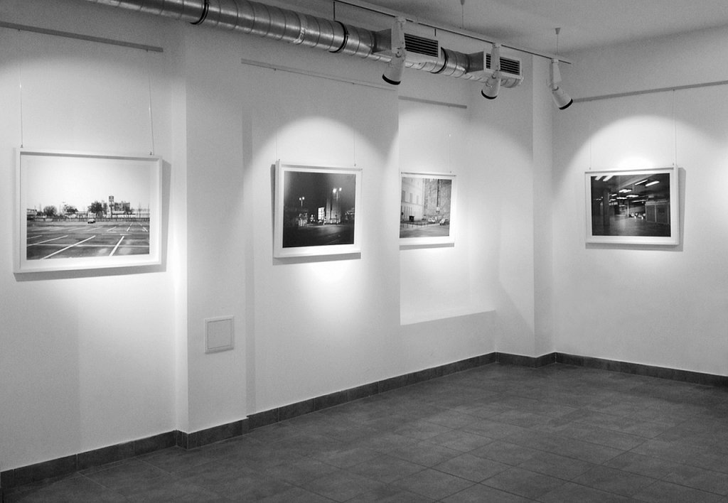 Living Spaces - group exhibition by Random, k11 Gallery, Budapest, 2015.
